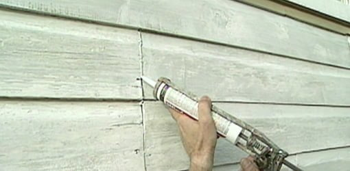 How To Caulk Effectively Todays Homeowner
