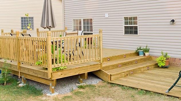 Building Raised Garden Box Concrete