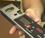 Bosch Miterfinder digital protractor/level