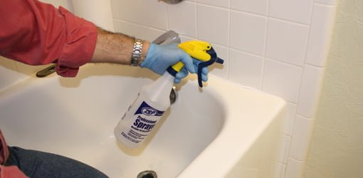 Tip For Smoothing Silicone Caulk Todays Homeowner