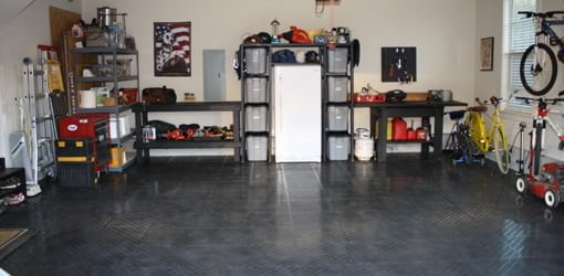 Garage Organization Makeover Todays Homeowner