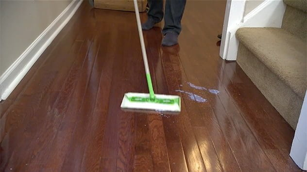 How To Revitalize Hardwood Floor Today S Homeowner