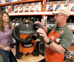 This Wet/Dry Vac Won't Slow You Down