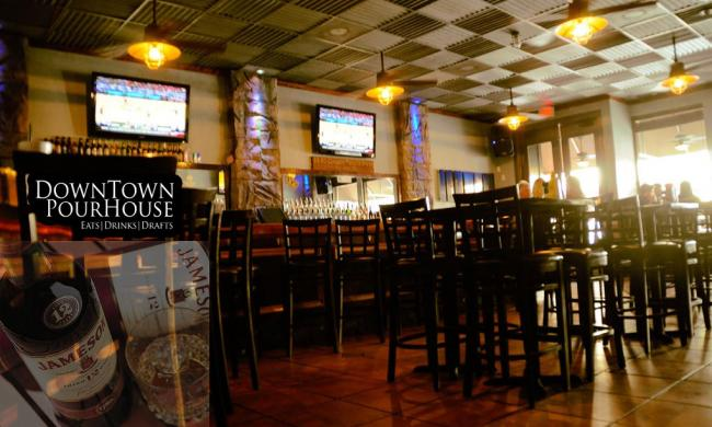 Downtown Orlando Restaurants 32801