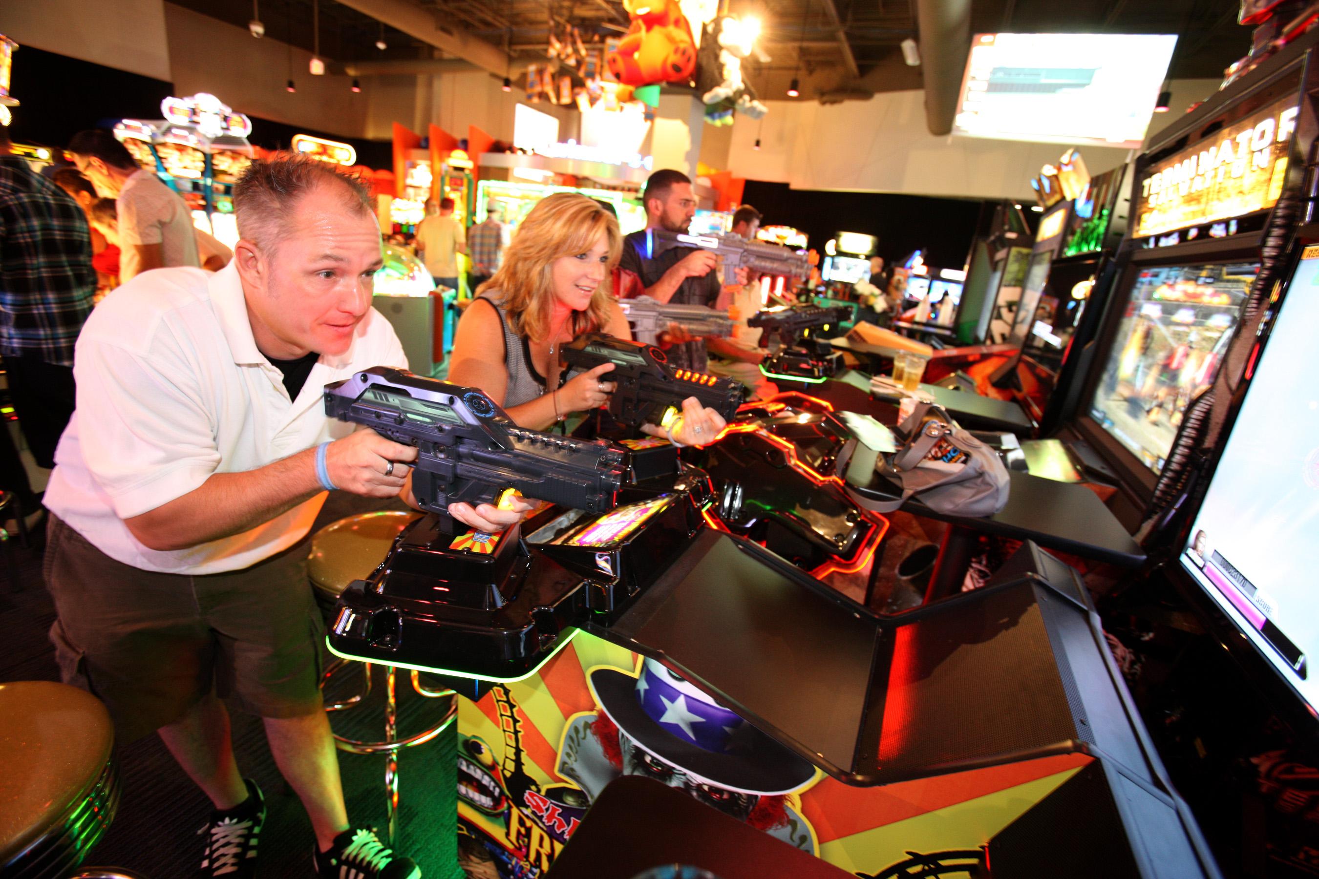 Fun Games Play Restaurant