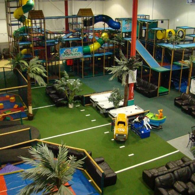 Best Indoor Playgrounds In Canada Todays Parent