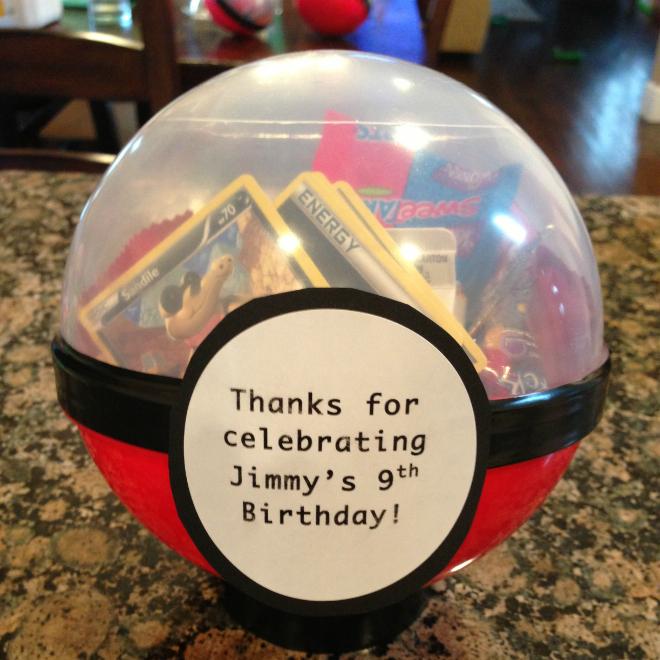 13 fun pokemon birthday party ideas