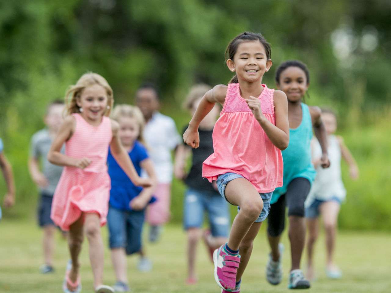 Physical Activity Can Prevent Depression In Kids