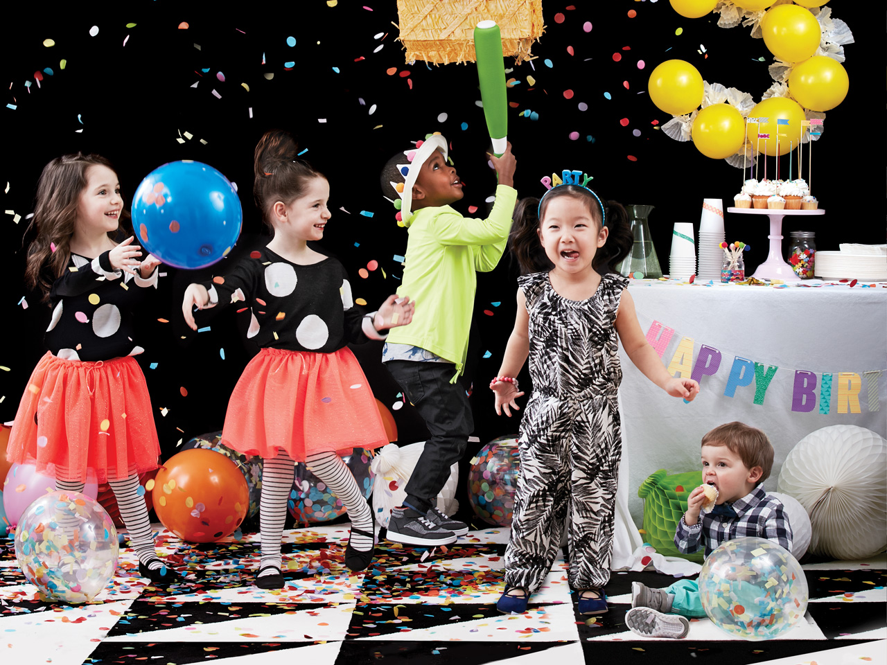 6 Cheap Ways To Entertain Kids At A Birthday Party