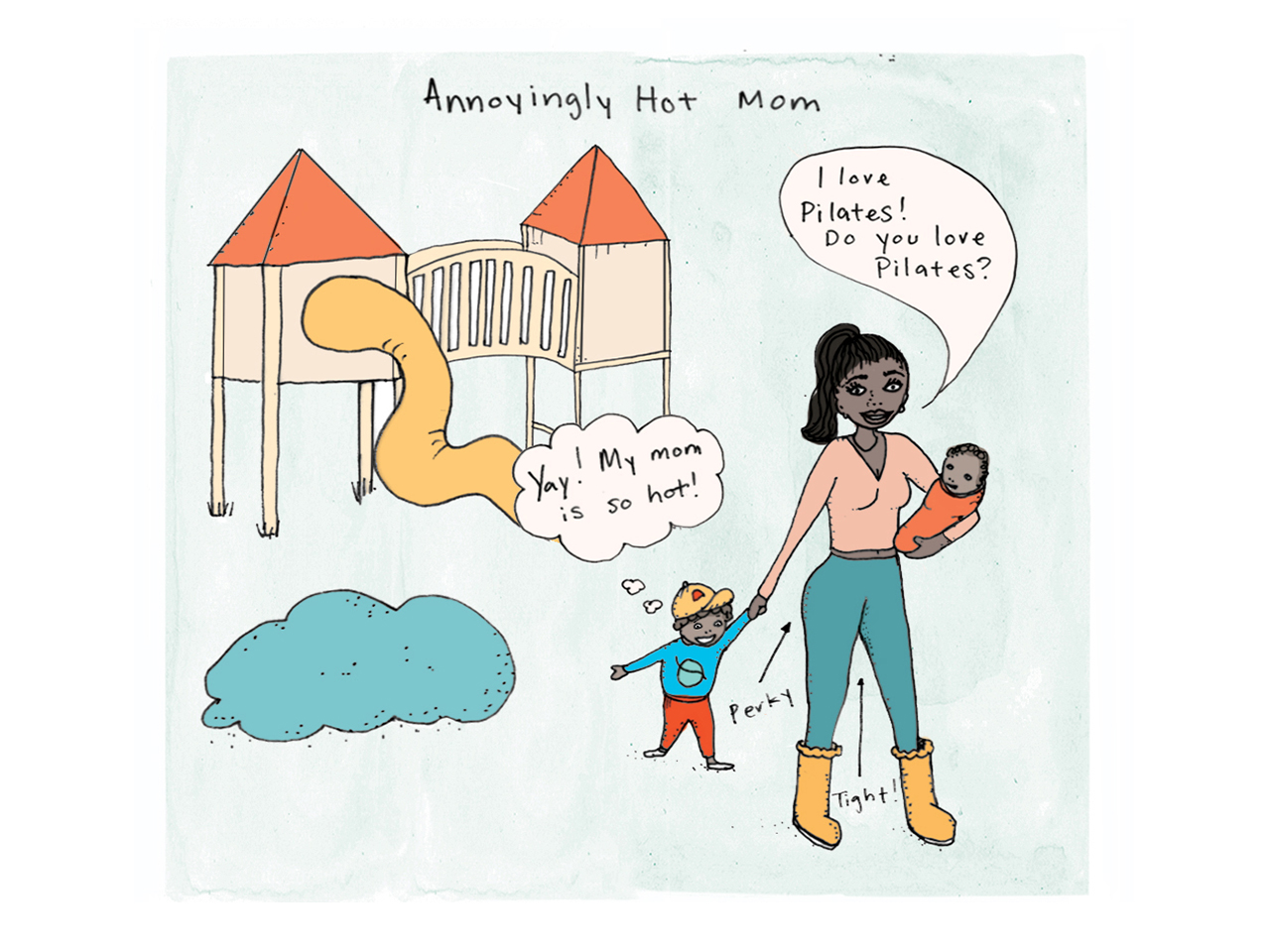 Thisismylife Parents You Ll See At The Playground