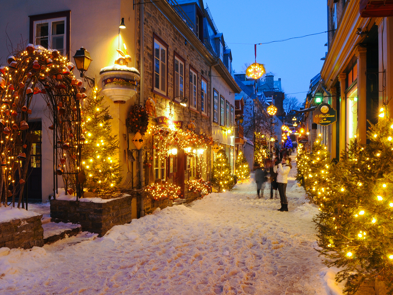 8 Wintery Things To Do In Quebec City With Kids
