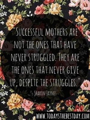 GP: 10 HABITS OF A SUCCESSFUL MOM