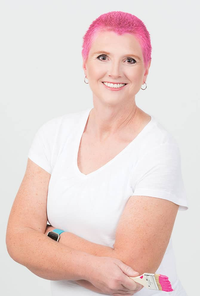 Featured Pink Woman: Kimberly Zink