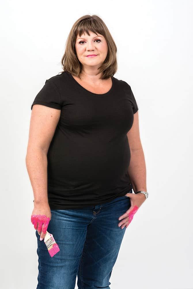 Featured Pink Woman: Michele Welscher