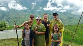 An Unbelievable Trip: Four Months Abroad with Four Kids