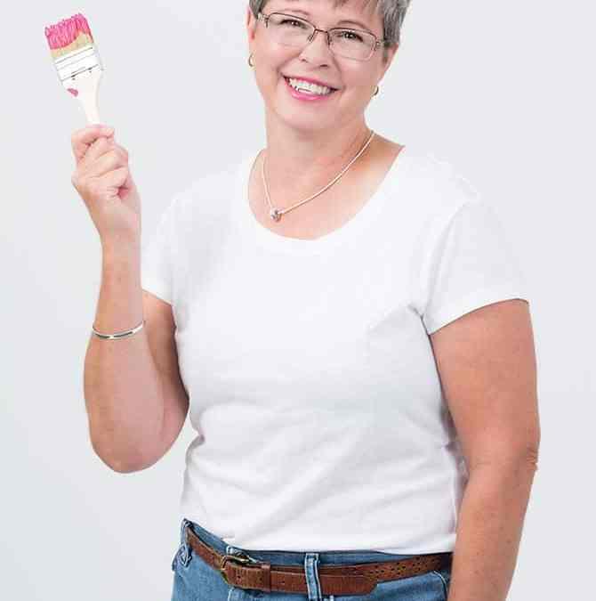 Featured Pink Woman: Vicki Fleitz