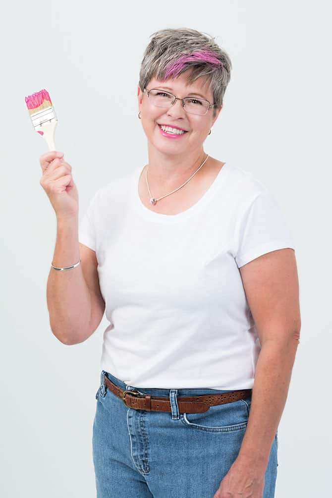 Featured Pink Woman: Vicki Fleitz