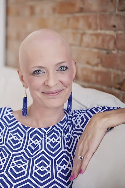 Facing the Cancer Storm: Casilee Kidd Boyd