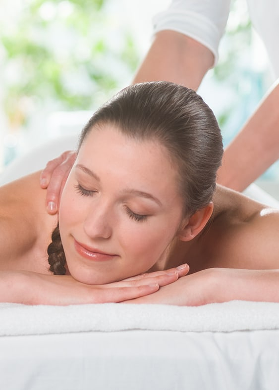 Win a Soothing Massage