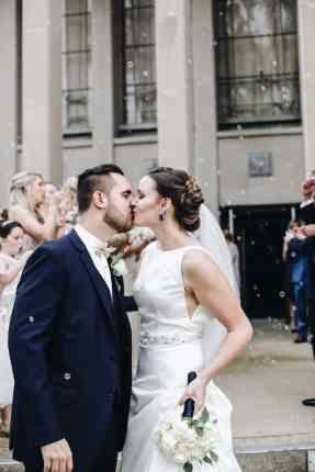 A Wedding Double Take