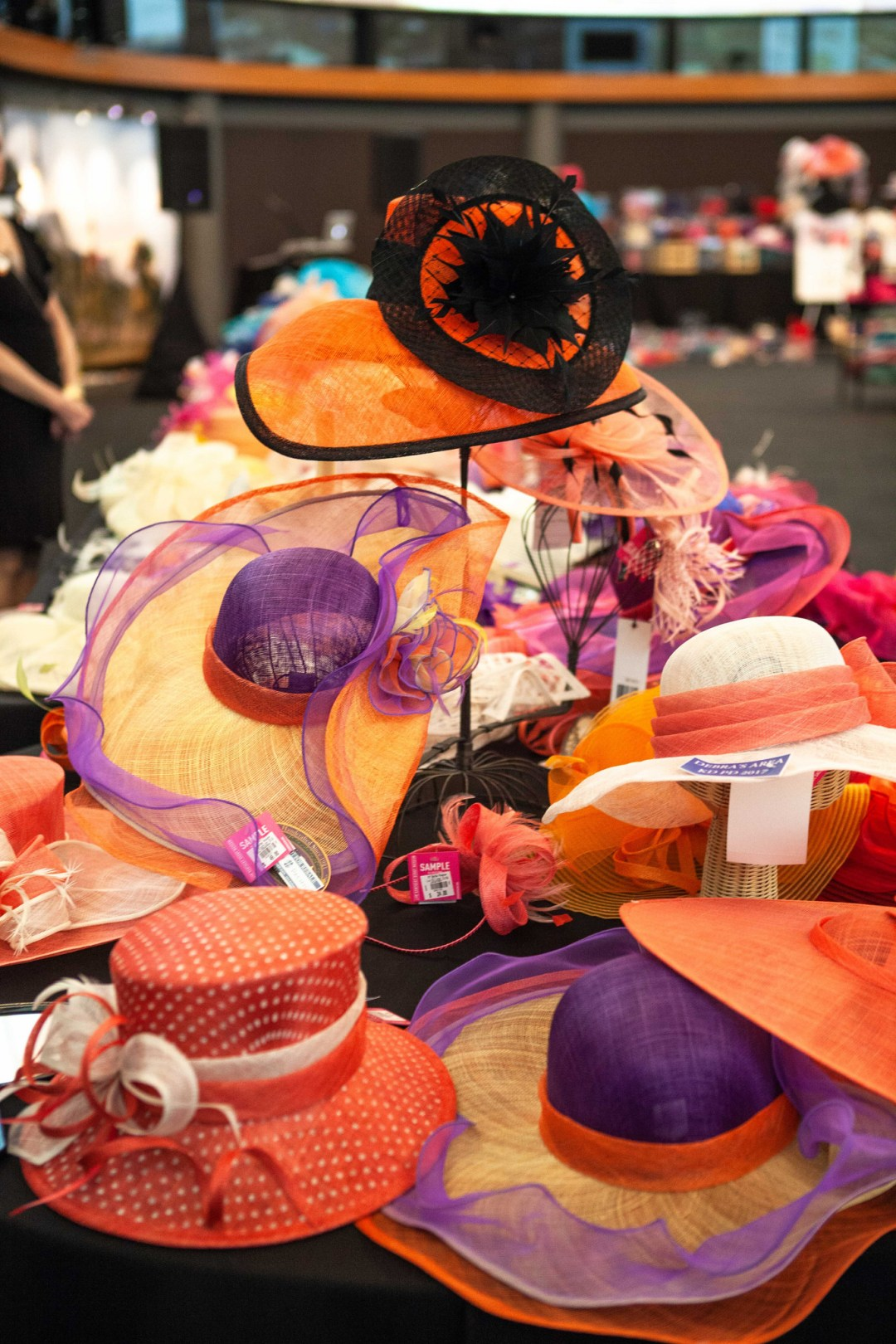 Win Two Tickets for Big Brims & Fancy Trims!