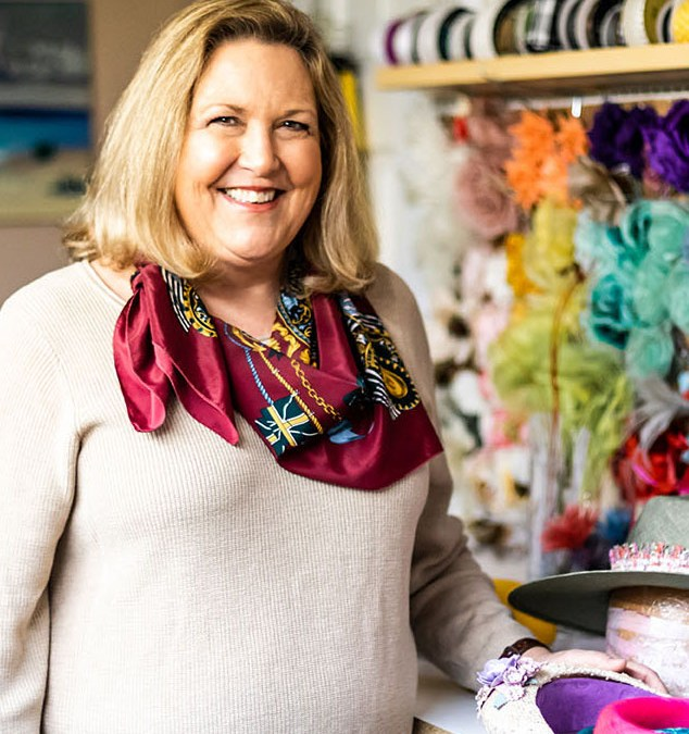 Artisans + Crafters: Laura Moser