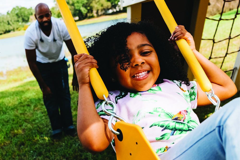 Customize a Playset to Get Your Kids Outside