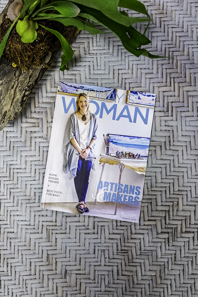 Our March Artisans and Makers Issue is Here!