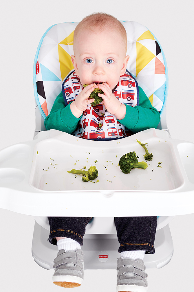 A Solid Plan – How to Start Feeding Your Baby Solid Food
