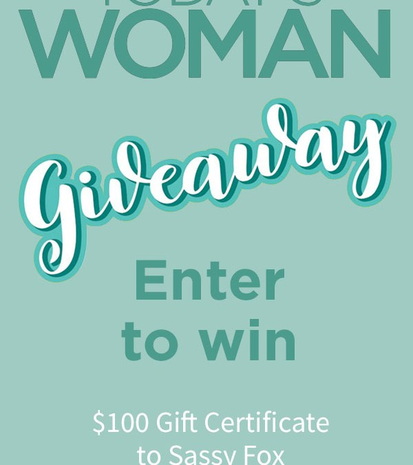 Enter to Win a Gift Card from Sassy Fox!
