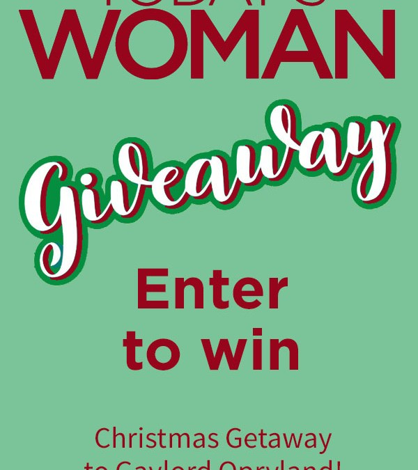 Win a Christmas Getaway to Gaylord Opryland!