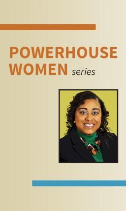 PowerHouse Women — Angie M. Evans