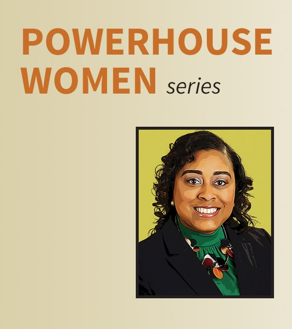 PowerHouse Women — Angie M. Evans