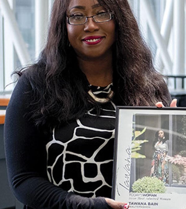 In The Now: Today's Woman New Owner Is Tawana Bain