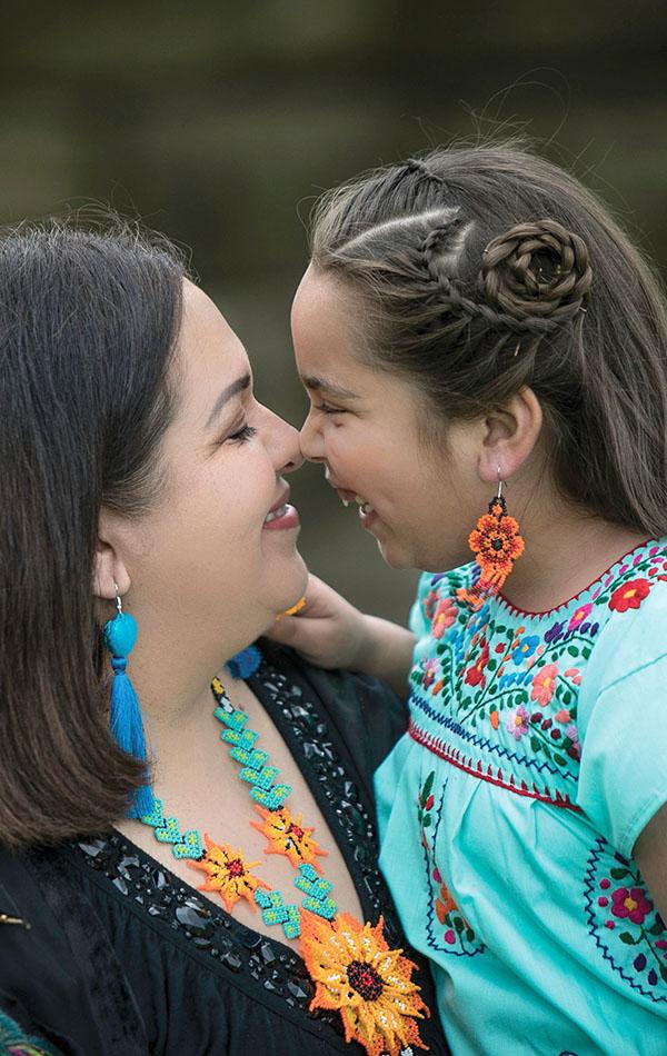Defining Motherhood: Alma Aldana