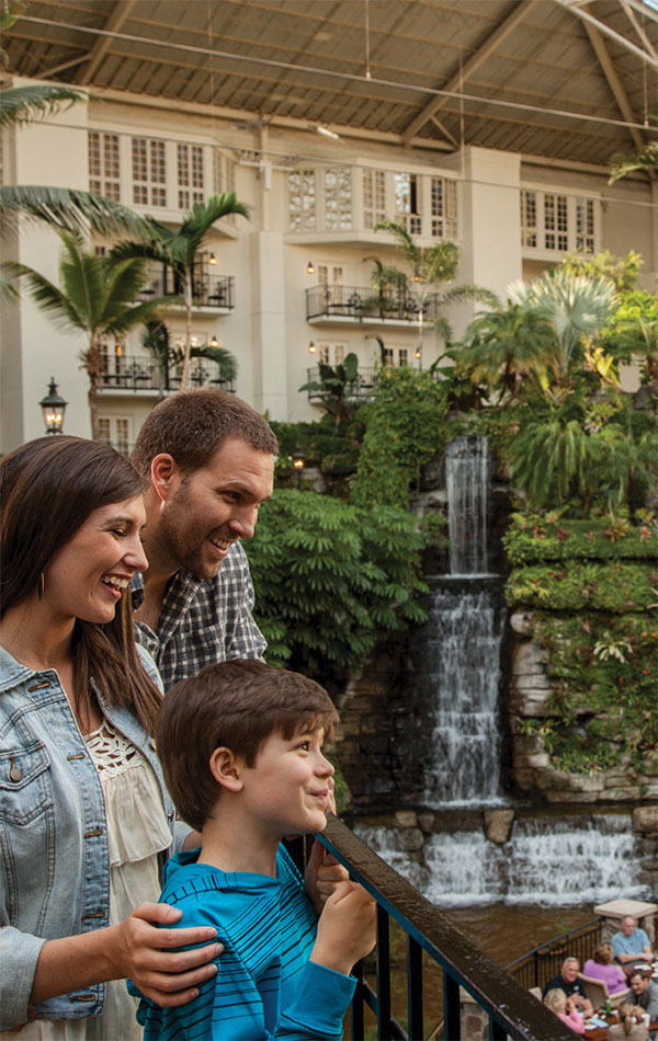 You have 2 Chances to Win a Stay at Gaylord Opryland Resort!