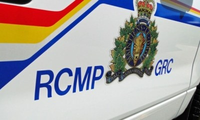 Side of RCMP car