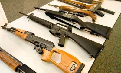 Former gun panel chair says the committee was an afterthought
