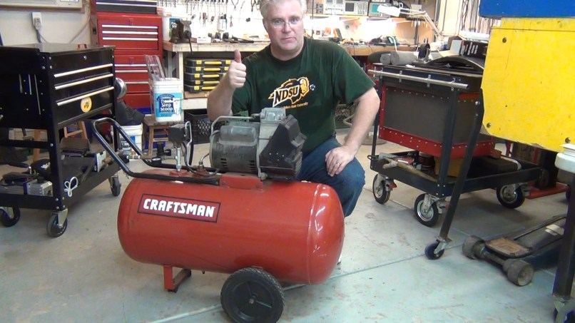 Craftsman Oil Free Air Compressor Rebuild