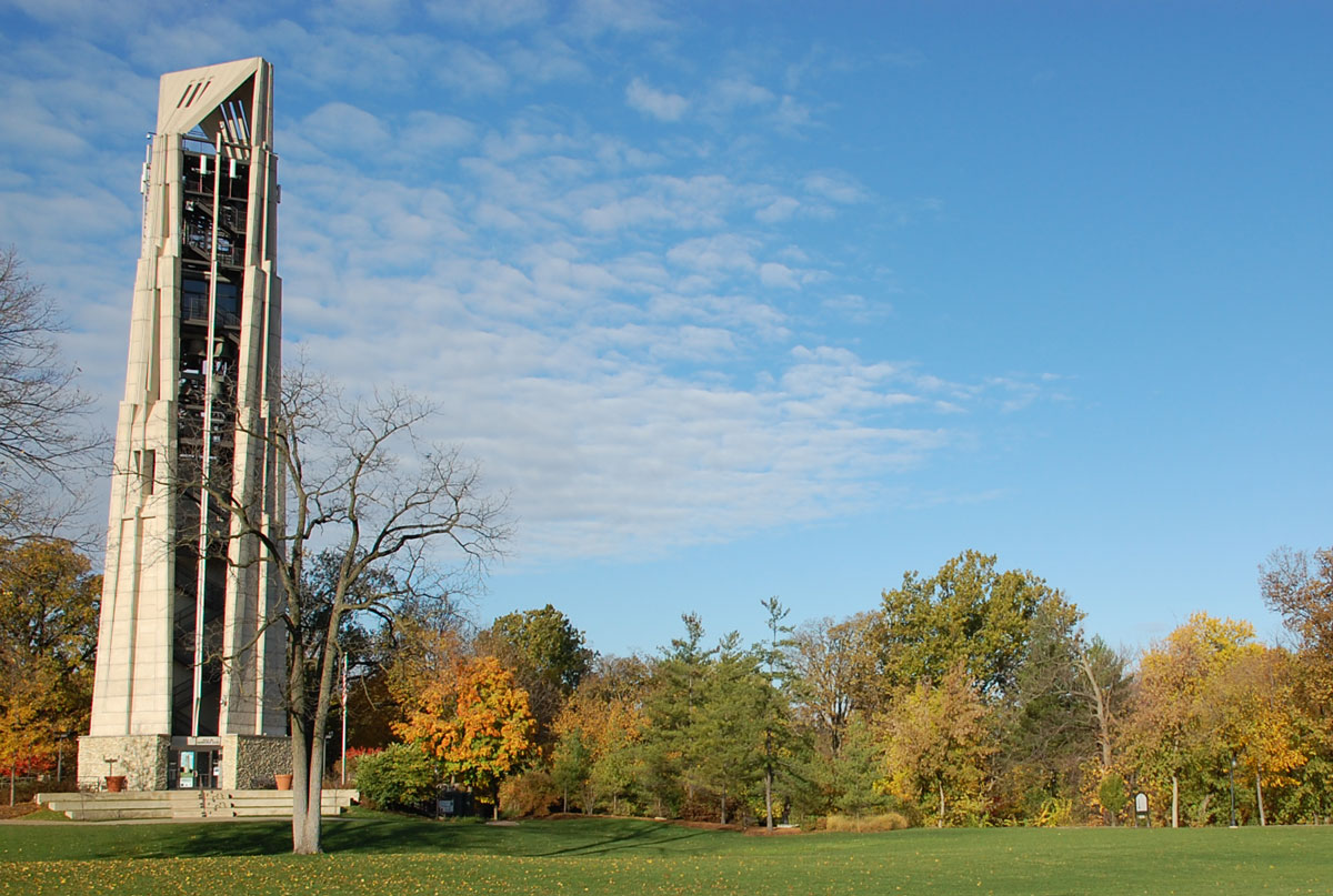 Naperville Bell Tower