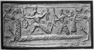 Marduk and Tiamat