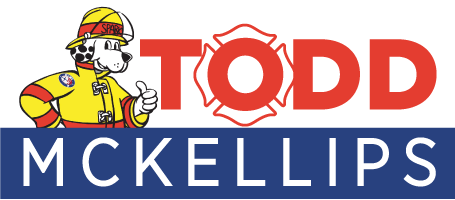 Todd McKellips  – East Pierce Fire & Rescue Commissioner Pos 7