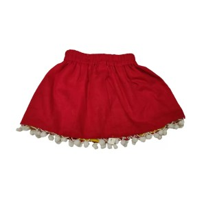 yellow reversible skirt 2