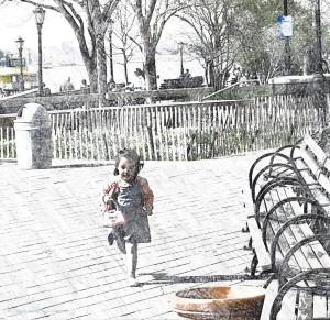 Exploring Battery Park