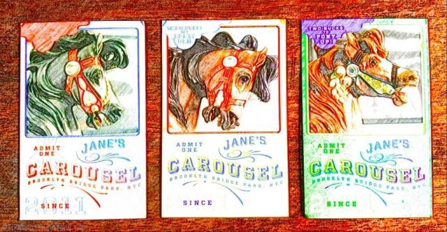 Jane's Carousel tickets - Carousels