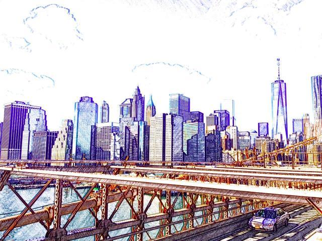 Brooklyn Bridge 2