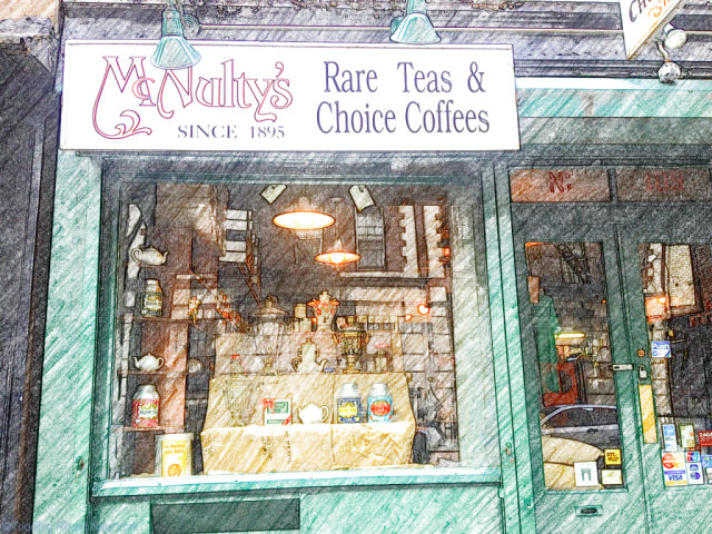 McNulty's Rare Teas & Choice Coffees