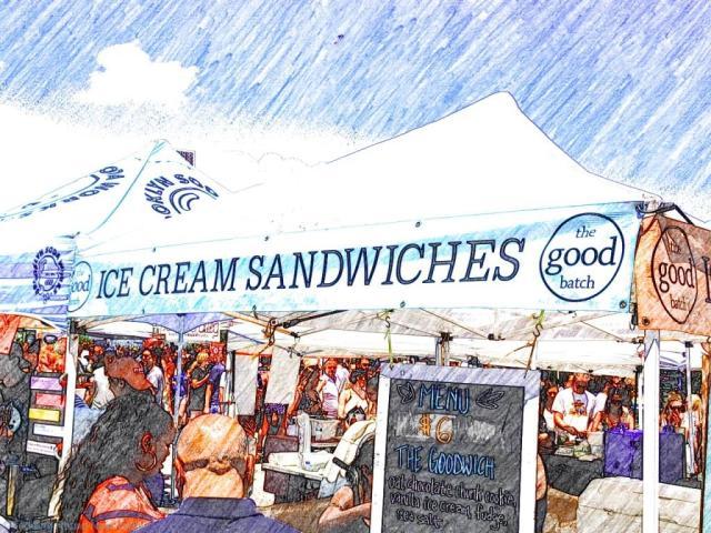 Icecream Sandwiches