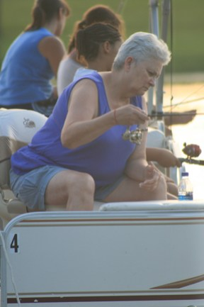 Momfishing
