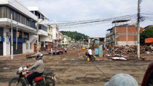 Bahia de Caraquez post quake 4-24-2016